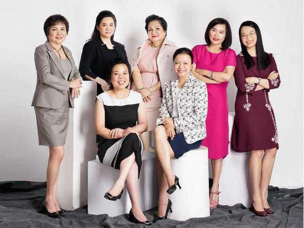 50 phu nu anh huong nhat Viet Nam 2017: Doanh nhan chiem uu the hinh anh 1