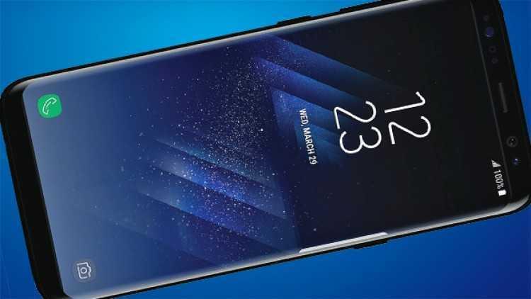 Galaxy S8 chua ra mat da bi du bao se lu mo truoc iPhone hinh anh 1