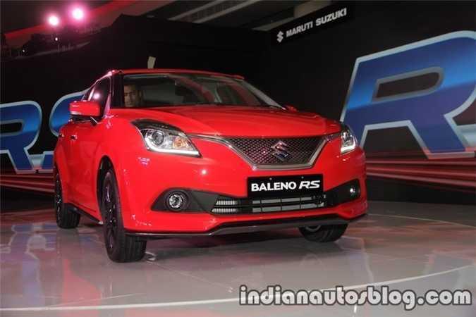 Suzuki Baleno RS gia 297 trieu dong tai xuat hinh anh 10