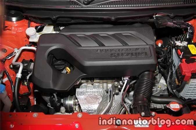 Suzuki Baleno RS gia 297 trieu dong tai xuat hinh anh 9
