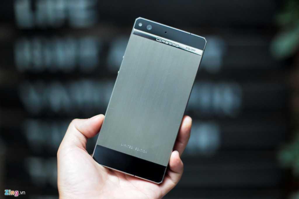 Gresso Regal, smartphone sieu sang cua Nga gia 68 trieu dong tai Viet Nam hinh anh 5