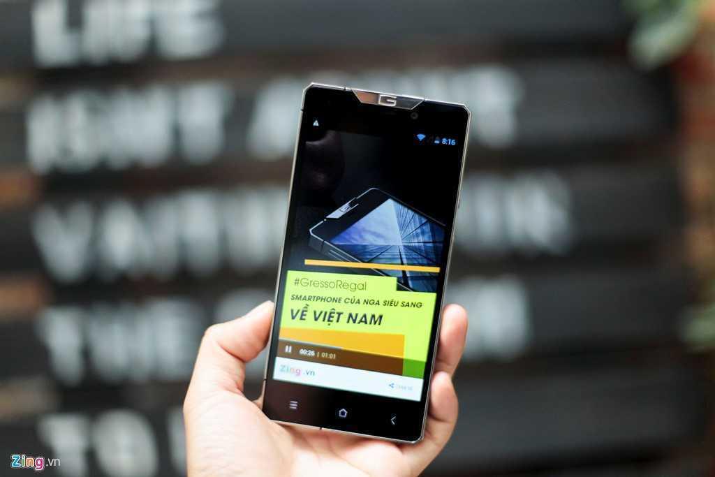 Gresso Regal, smartphone sieu sang cua Nga gia 68 trieu dong tai Viet Nam hinh anh 16