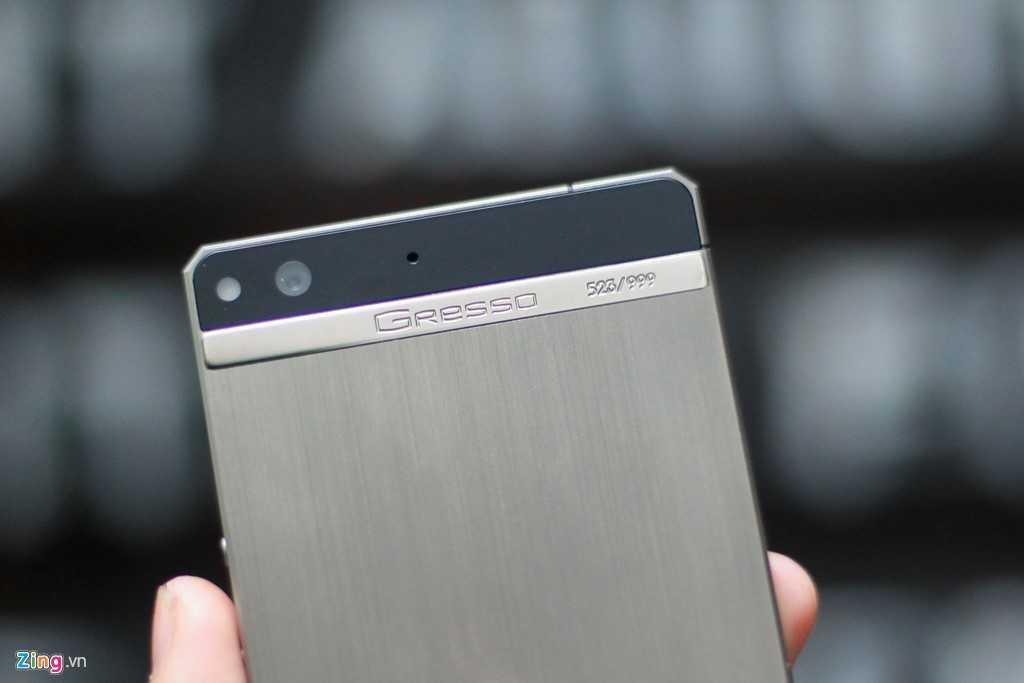 Gresso Regal, smartphone sieu sang cua Nga gia 68 trieu dong tai Viet Nam hinh anh 6