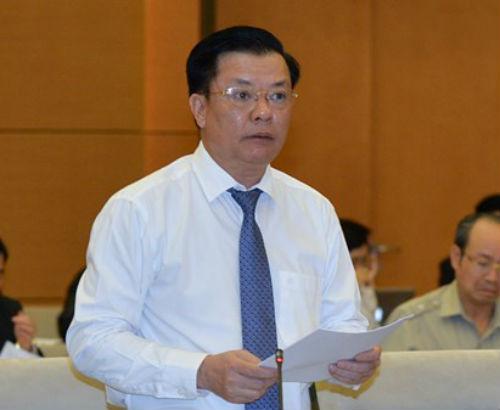 Bo truong Tai chinh: 'No cong tang nhanh do dieu hanh' hinh anh 1