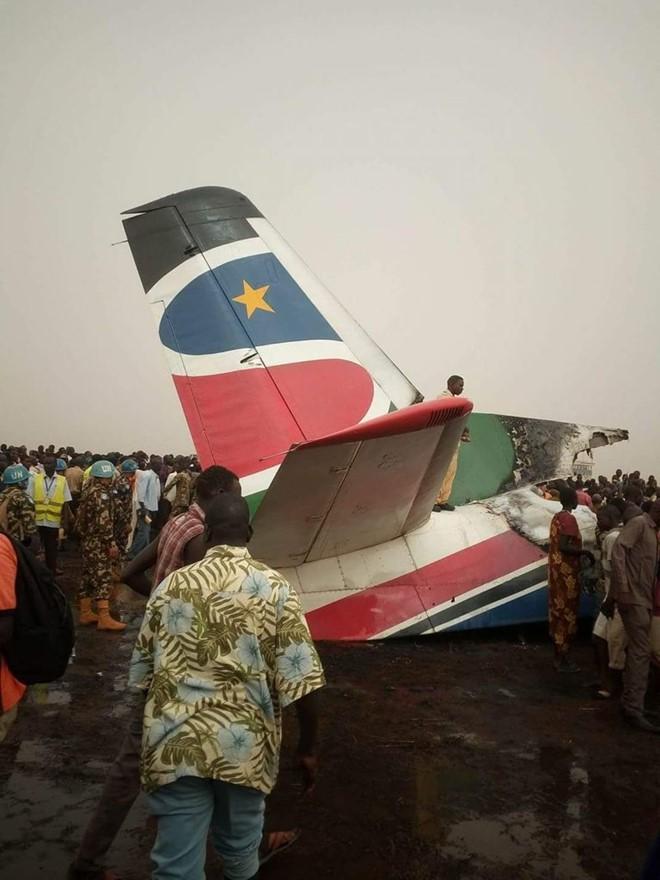 May bay cho 44 nguoi roi o Nam Sudan hinh anh 2