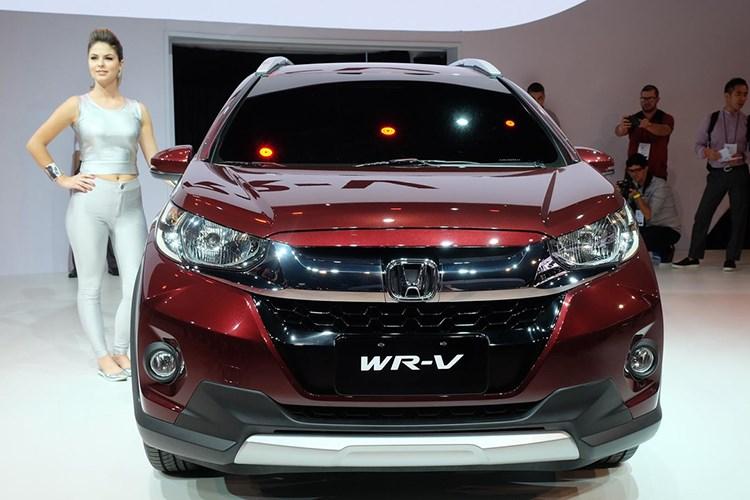 Honda WR-V 'chot gia' chi tu 270 trieu dong hinh anh 2