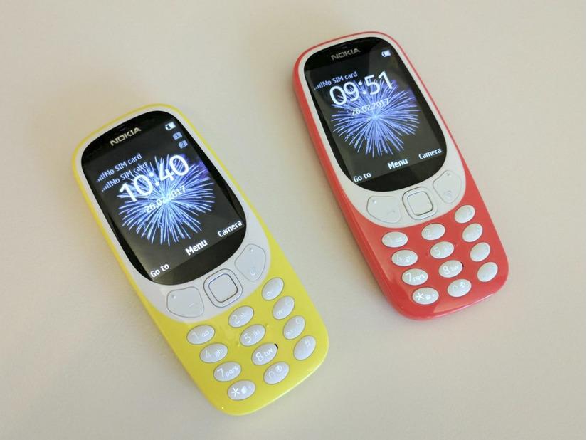 'Bom tan' Nokia 3310 phien ban 2017 lo nhieu diem yeu chet nguoi hinh anh 1