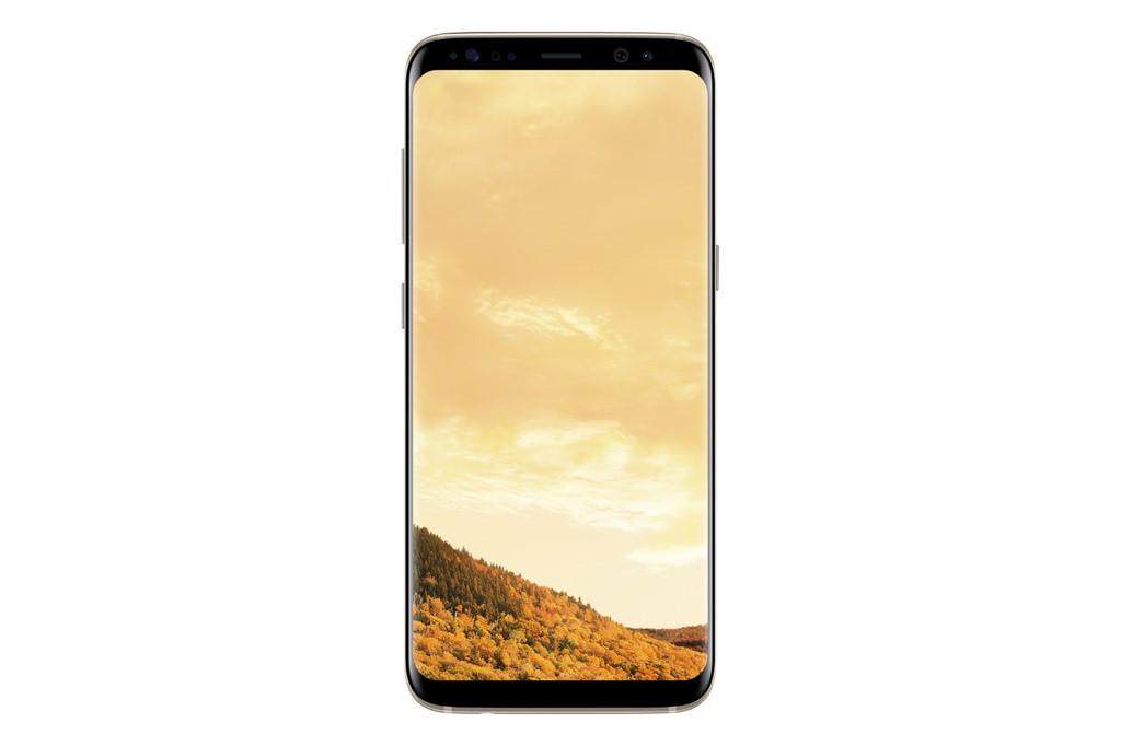 Samsung Galaxy S8 va S8+ ra mat voi man hinh vo cuc hinh anh 4