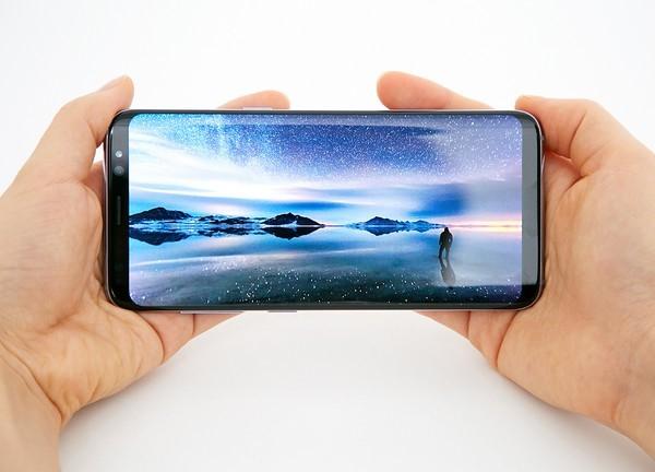 Samsung Galaxy S8 va S8+ ra mat voi man hinh vo cuc hinh anh 6