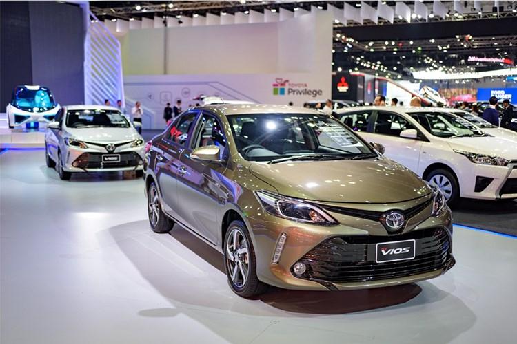 Toyota Vios 2017 gia sieu re chi tu 390 trieu dong hinh anh 11