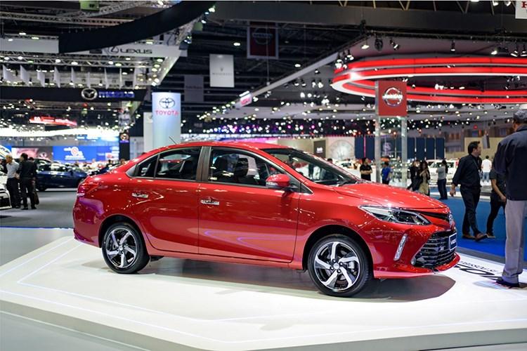 Toyota Vios 2017 gia sieu re chi tu 390 trieu dong hinh anh 3