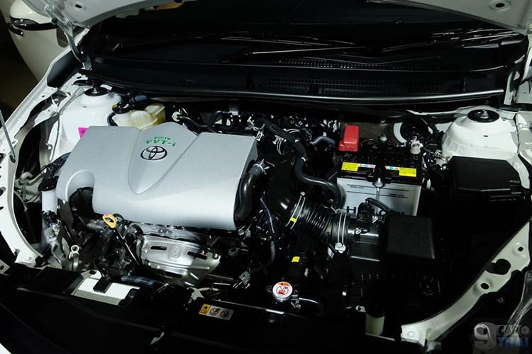 Toyota Vios 2017 gia sieu re chi tu 390 trieu dong hinh anh 9