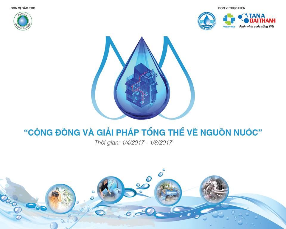 Cung Tan A Dai Thanh tim 'giai phap tong the ve nguon nuoc' hinh anh 1