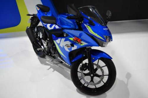 Suzuki GSX-R150 gia 56 trieu dong sap ve Viet Nam? hinh anh 1