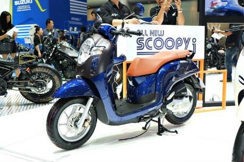 Honda Scoopy i hoan toan moi gia 31,8 trieu dong hinh anh 1