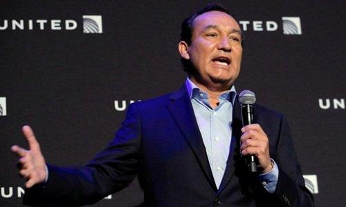 CEO United Airlines - tu cuu tinh den vi lanh dao xau xi hinh anh 1