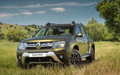 Renault giam gia xe Duster giam them 50 trieu dong hinh anh 1