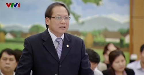 Bo truong Truong Minh Tuan: 'Da yeu cau go bo hon 2.000 clip xau tren YouTube' hinh anh 1