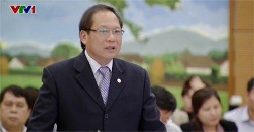 Bo truong Truong Minh Tuan: 'Toi cung la nan nhan cua sim nhan rac' hinh anh 1