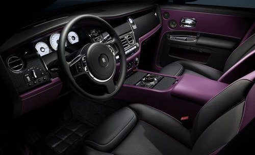 Rolls-Royce Wraith Black Badge gia 23 ty dong hinh anh 3