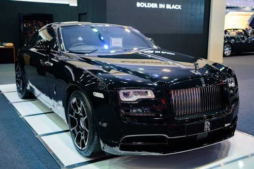 Rolls-Royce Wraith Black Badge gia 23 ty dong hinh anh 5
