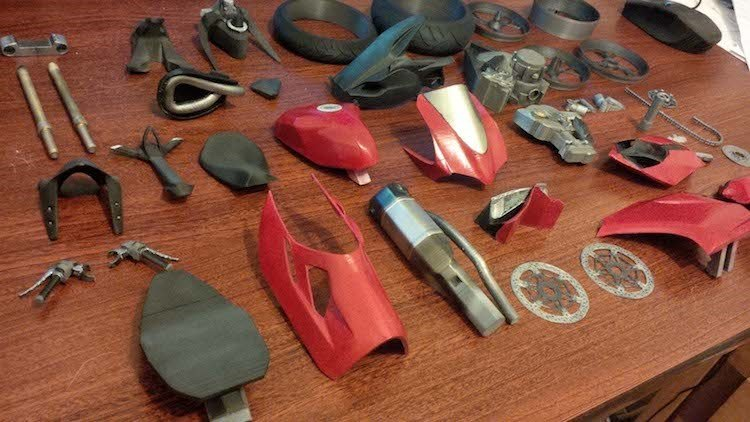 Giat minh 'sieu moto' Ducati 1199 Panigale gia 30 trieu dong hinh anh 4