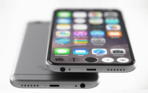 Loat dien thoai Trung Quoc giong het iPhone 7 hinh anh 1