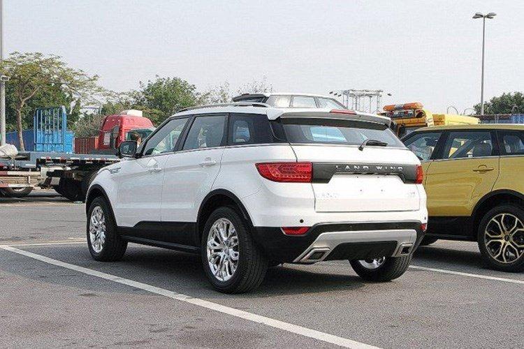 Gia re bat ngo chi 420 trieu dong, 'Range Rover Evoque' chay hang hinh anh 4