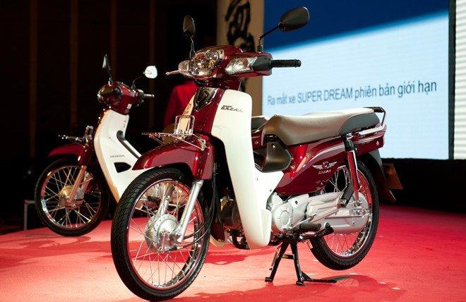 Honda Super Dream 110 o Viet Nam bi khai tu hinh anh 1