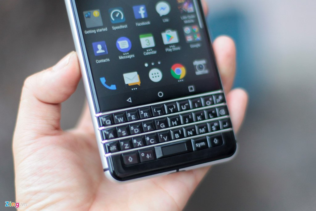 Ngam BlackBerry KeyOne gia 19 trieu dong o Viet Nam hinh anh 13