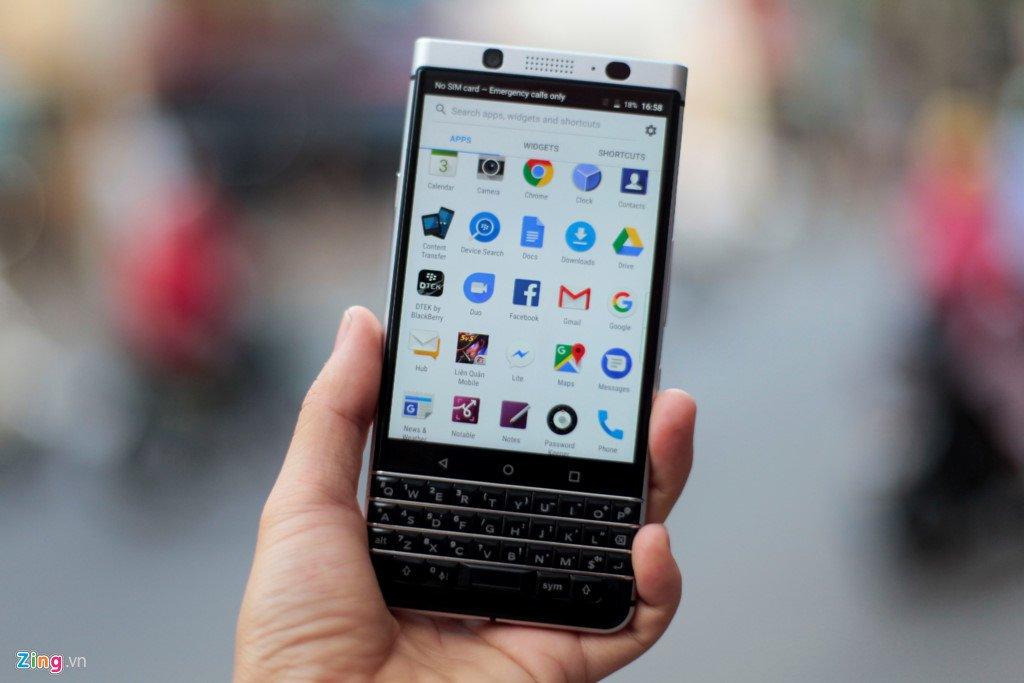 Ngam BlackBerry KeyOne gia 19 trieu dong o Viet Nam hinh anh 10