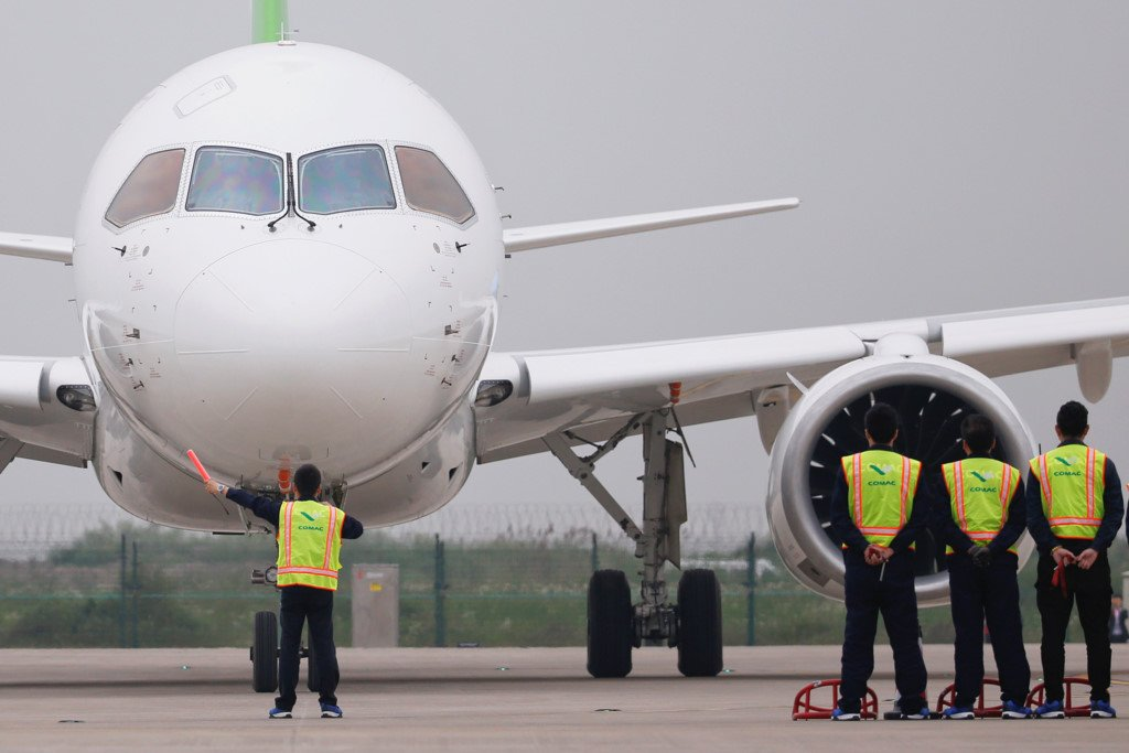 Can canh may bay Trung Quoc co tham vong canh tranh voi Boeing hinh anh 1