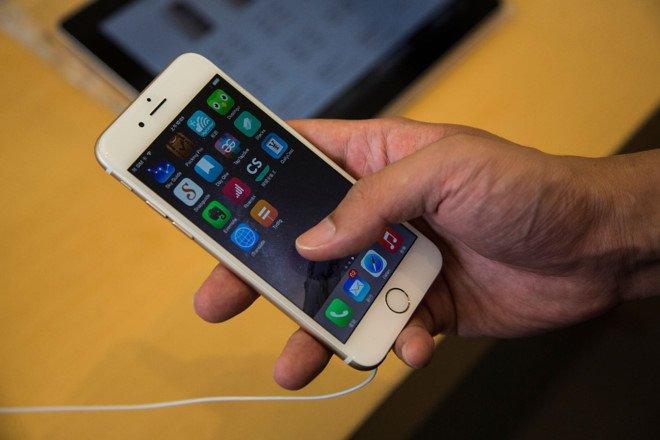 Vua len ke, iPhone 6 32 GB da giam gia ca trieu dong o Viet Nam hinh anh 1