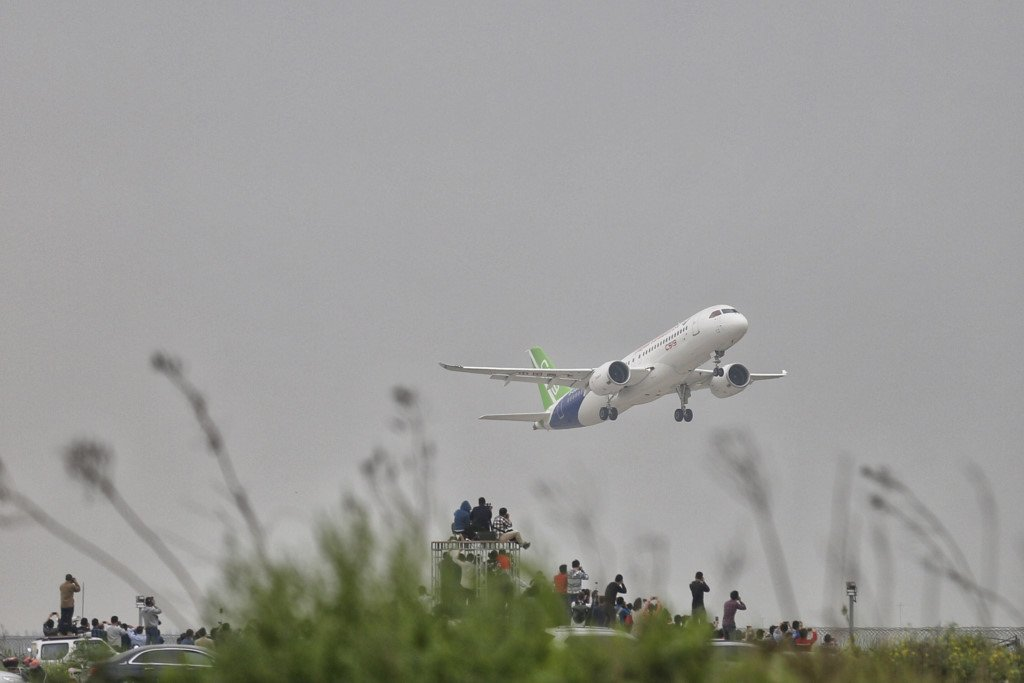 Can canh may bay Trung Quoc co tham vong canh tranh voi Boeing hinh anh 10