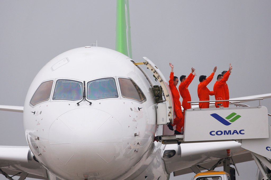 Can canh may bay Trung Quoc co tham vong canh tranh voi Boeing hinh anh 11