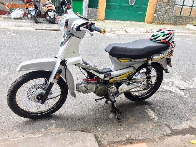 Honda Dream II do hon 200 trieu dong o Viet Nam hinh anh 1