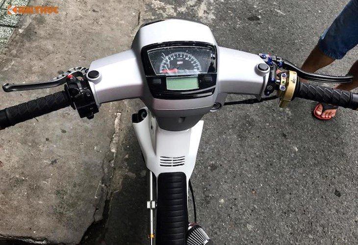 Honda Dream II do hon 200 trieu dong o Viet Nam hinh anh 4
