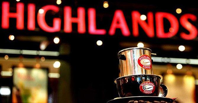 Chuoi Highlands Coffee, Pho 24 sap len san chung khoan Viet Nam hinh anh 1