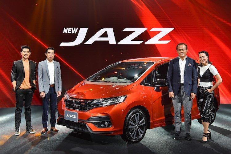 Honda Jazz 2017 sieu re gia chi 365 trieu dong hinh anh 1