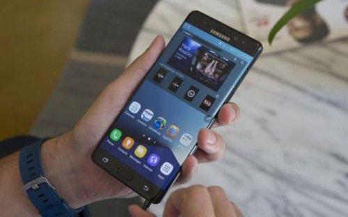 Vi sao Samsung khong ban Galaxy Note 7 tan trang tai Viet Nam? hinh anh 1