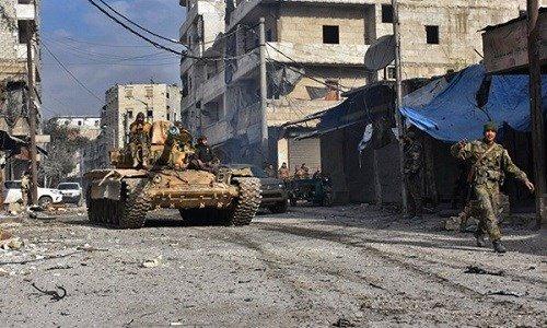 Phien quan IS sap sup do hoan toan o Aleppo hinh anh 1