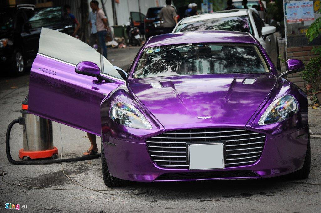Aston Martin Rapide S mau doc nhat Viet Nam, gia hon 10 ty dong hinh anh 6