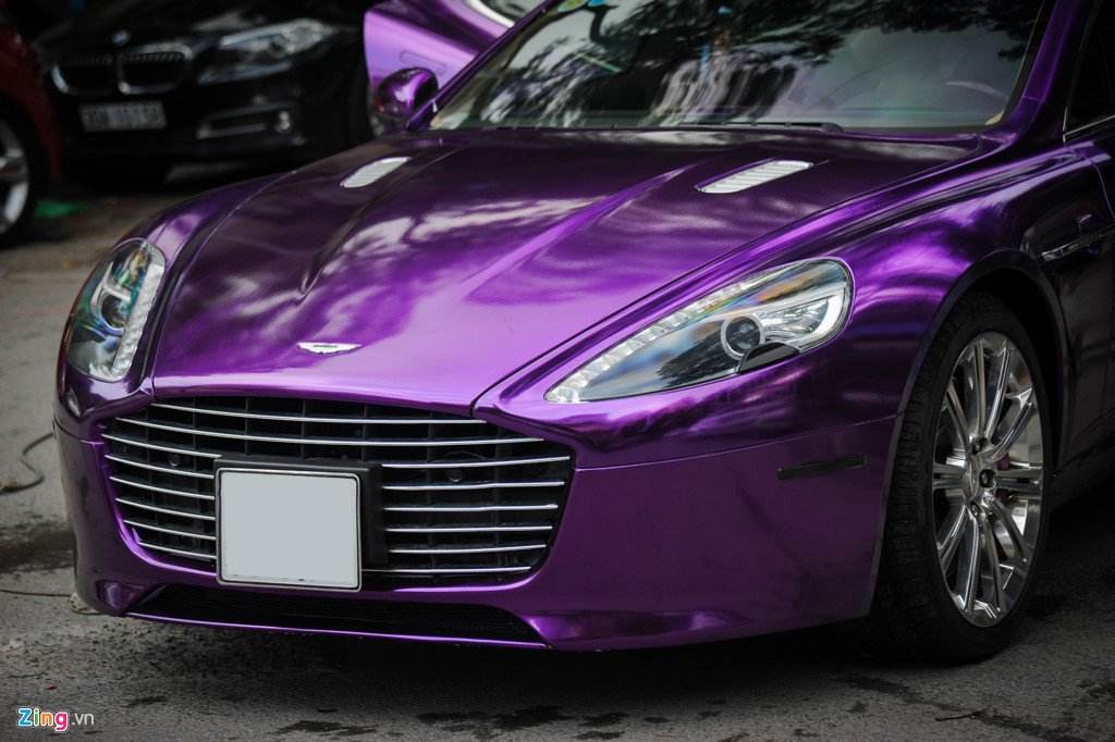 Aston Martin Rapide S mau doc nhat Viet Nam, gia hon 10 ty dong hinh anh 4