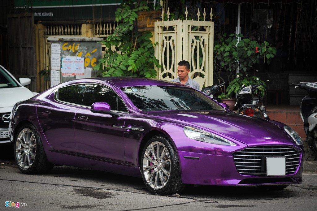 Aston Martin Rapide S mau doc nhat Viet Nam, gia hon 10 ty dong hinh anh 7