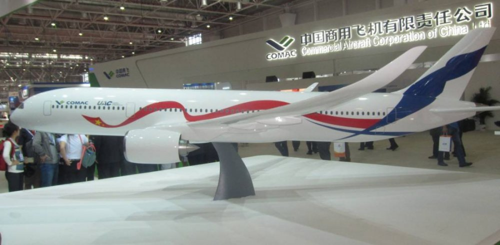 Nga - Trung Quoc lam may bay canh tranh voi Boeing, Airbus hinh anh 1