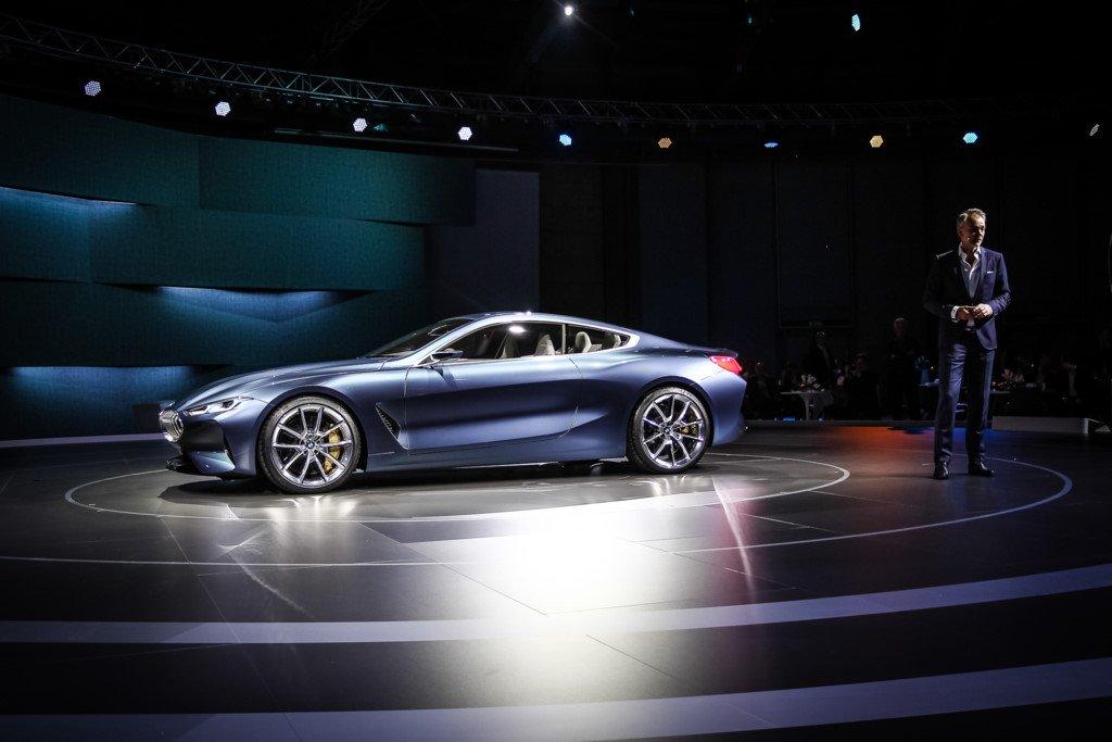 Anh thuc te sieu xe BMW 8-Series Concept moi ra mat hinh anh 1