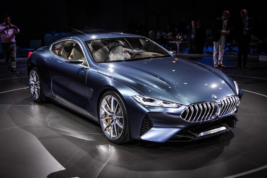 Anh thuc te sieu xe BMW 8-Series Concept moi ra mat hinh anh 2
