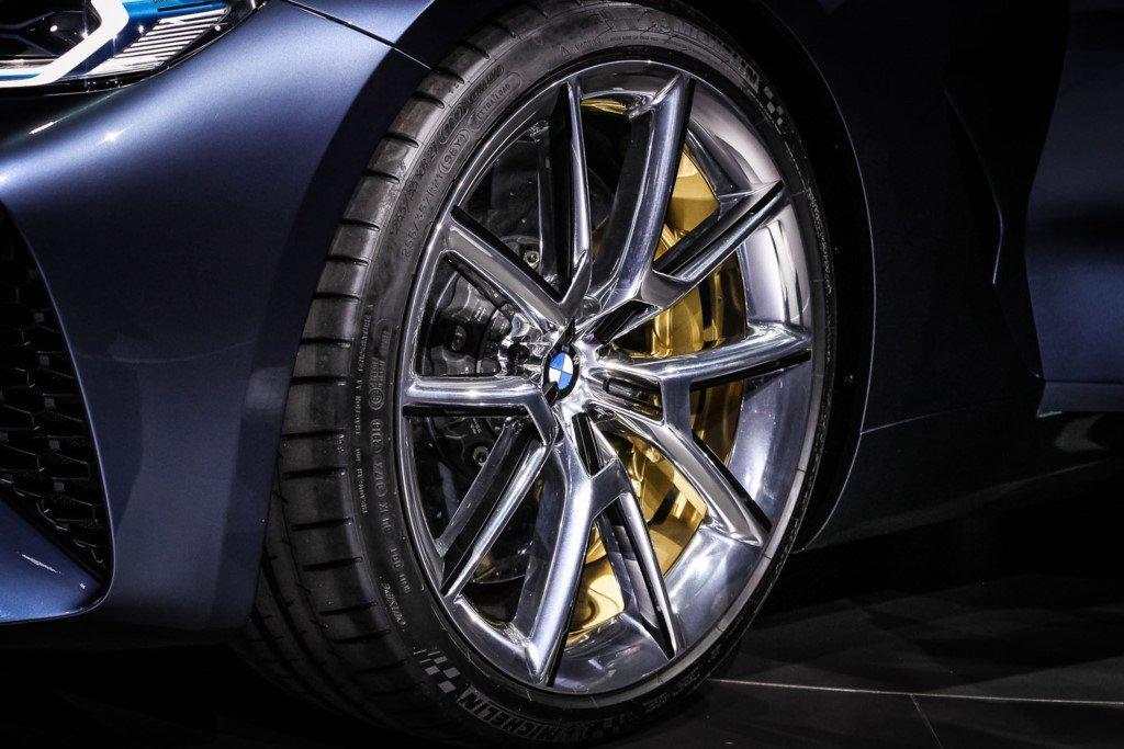 Anh thuc te sieu xe BMW 8-Series Concept moi ra mat hinh anh 9