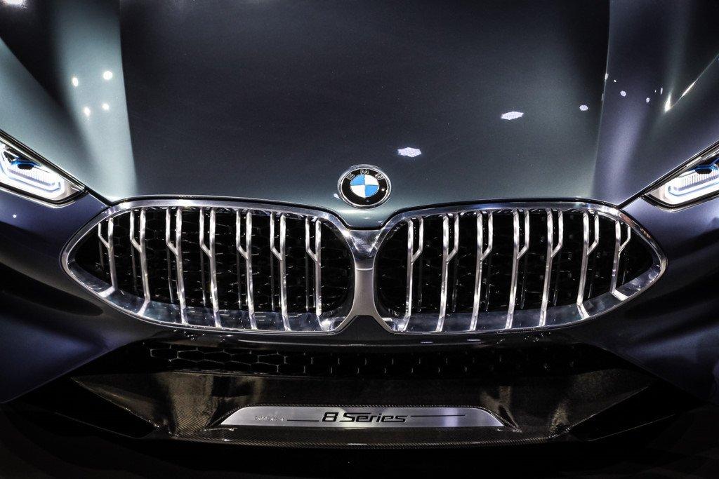 Anh thuc te sieu xe BMW 8-Series Concept moi ra mat hinh anh 7