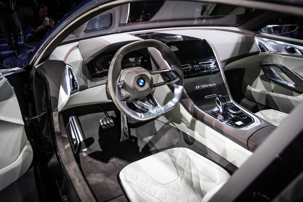 Anh thuc te sieu xe BMW 8-Series Concept moi ra mat hinh anh 5